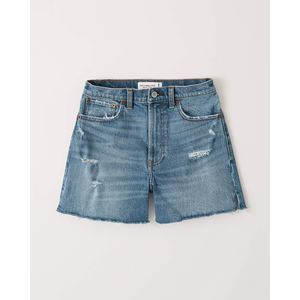 ABERCROMBIE & FITCH high rise shorts 12